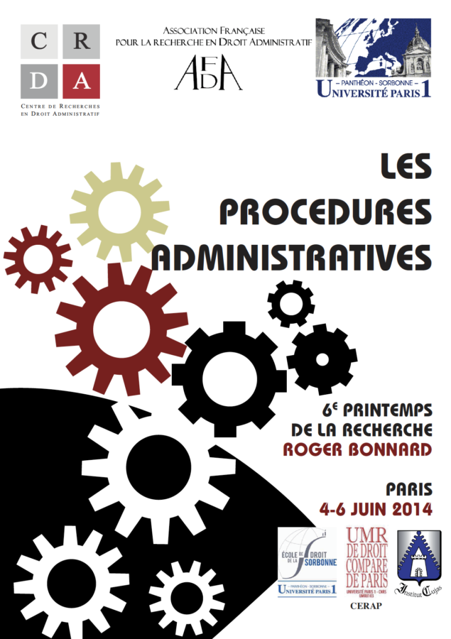 les procedures administratives afda