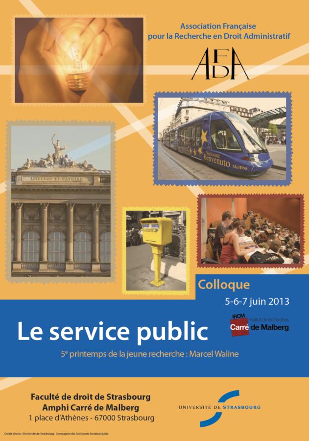le service public