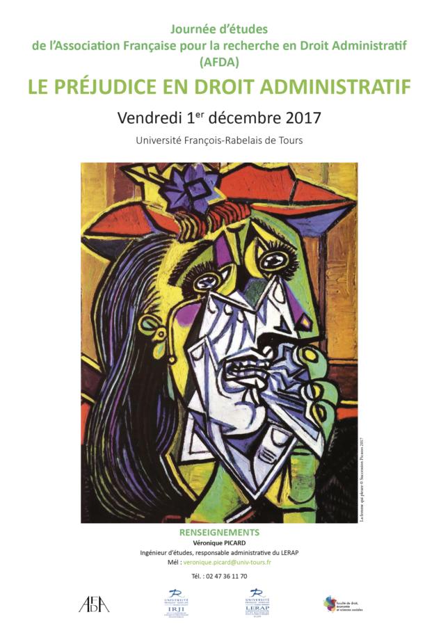 affiche afda tours 01 décembre 2017